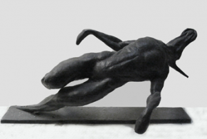 Peter Walker Sculptor Fall Of The Minotaur