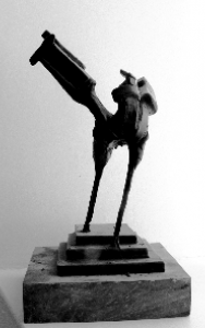 Peter Walker Sculptor Minerva