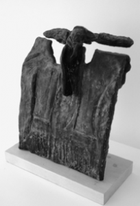 Peter Walker Sculptor Project Crucifixion