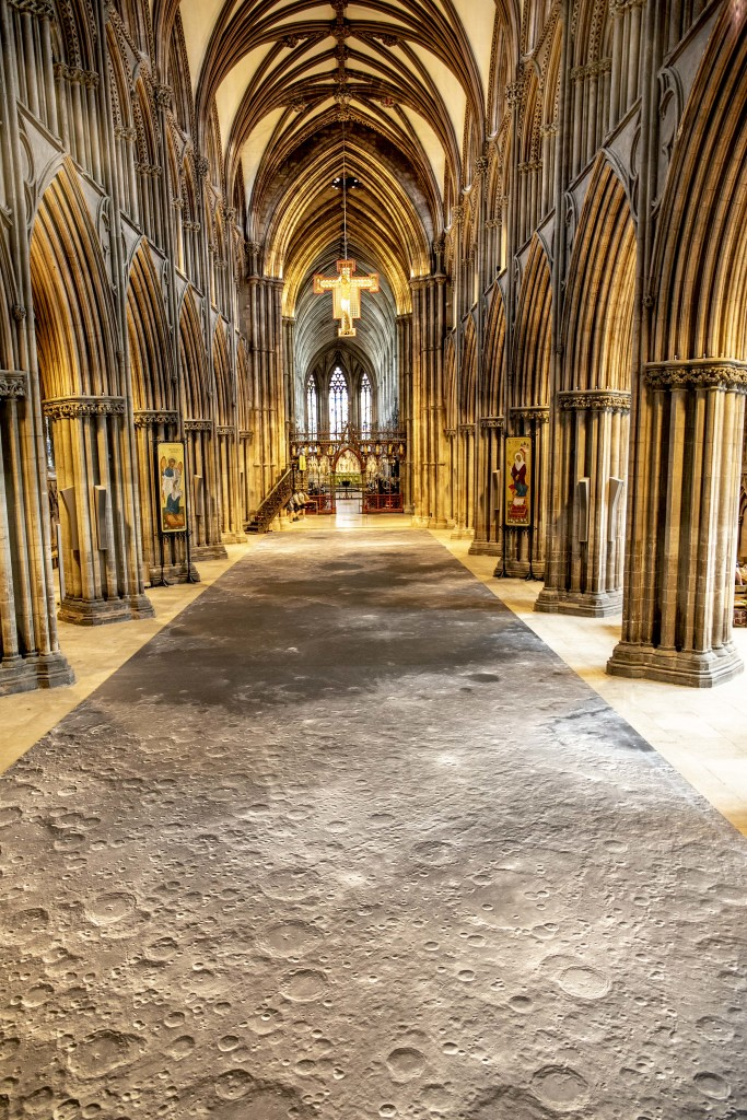 peter walker one small step lichfield cathedral _1